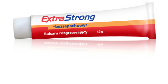 Extra Strong bezzapachowy