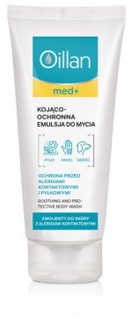 Oillan Med. Soothing and protective body wash